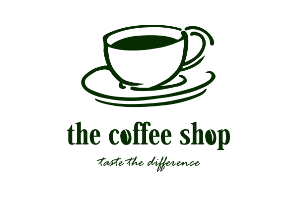 DL4media - Kundenportfolio - Logo the coffee shop